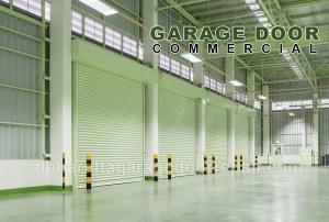 Alpharetta Steel Garage Doors