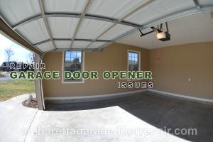 Alpharetta Garage Door Opener Issues