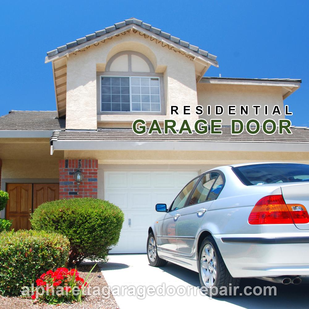 Tips to keep a garage door in good working condition for Alpharetta garage door