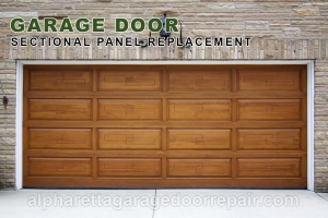 Alpharetta Sectional Panel Replacement